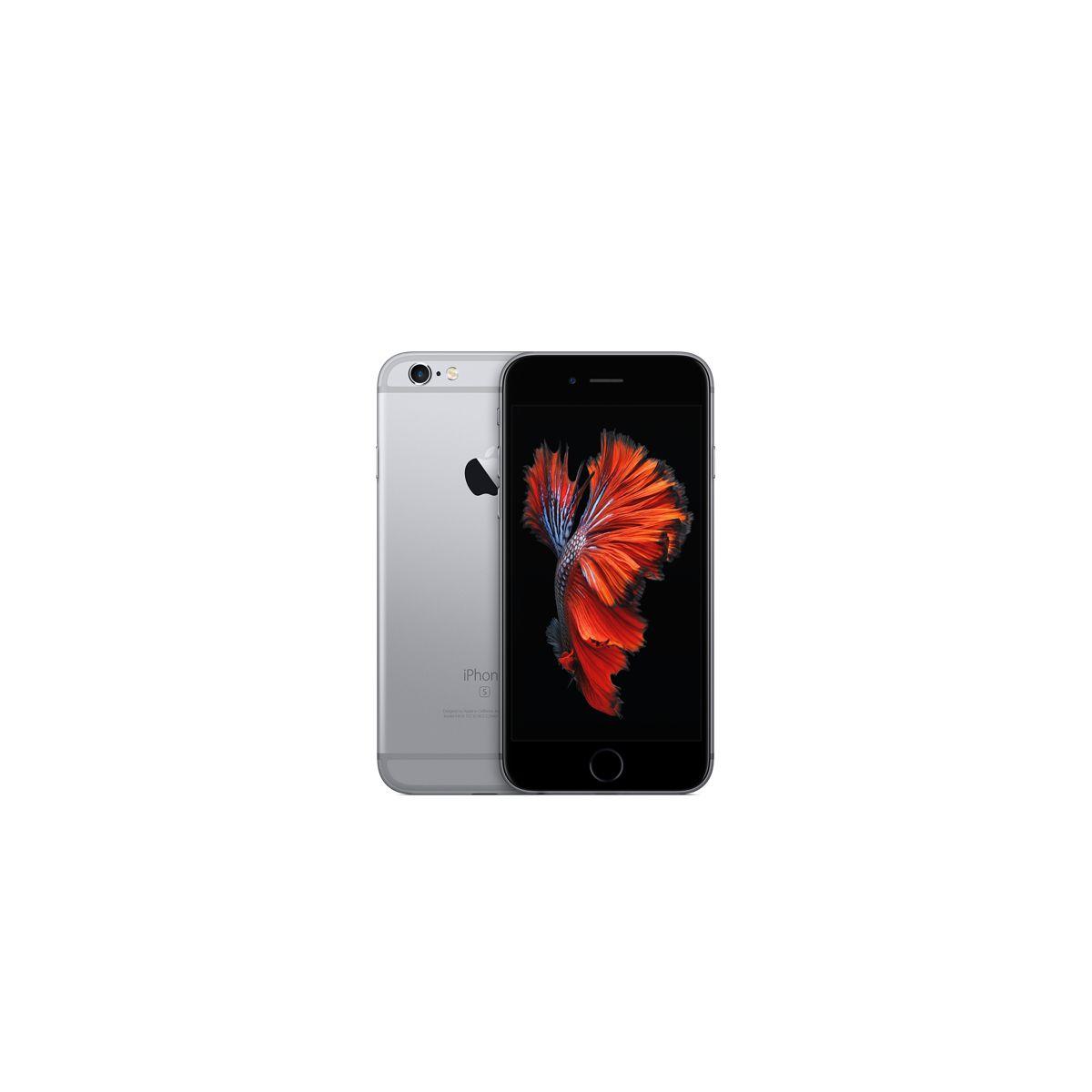 APPLE iPhone 6S 128Go Gris sidéral (photo)