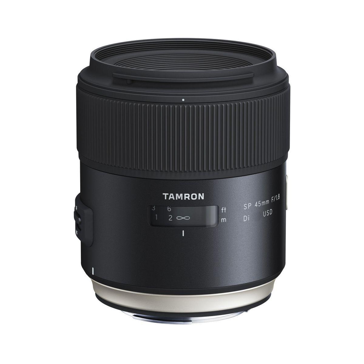 Objectif TAMRON SP 45 mm f/1,8 Di VC USD pour Nikon