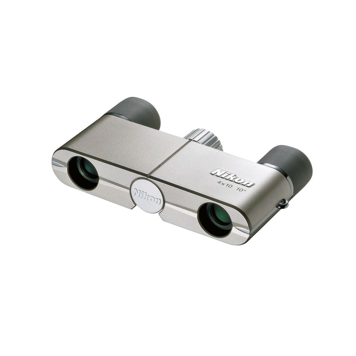 Jumelles NIKON 4X10 DCF silver