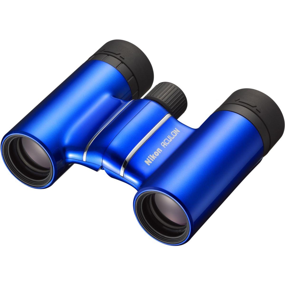 Jumelles NIKON ACULON T01 8X21 bleu