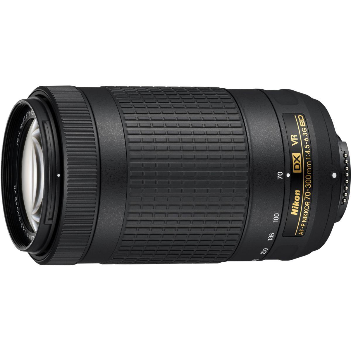 Objectif pour Reflex NIKON AF-P DX NIKKOR 70-300mm f/4.5-6.3G ...