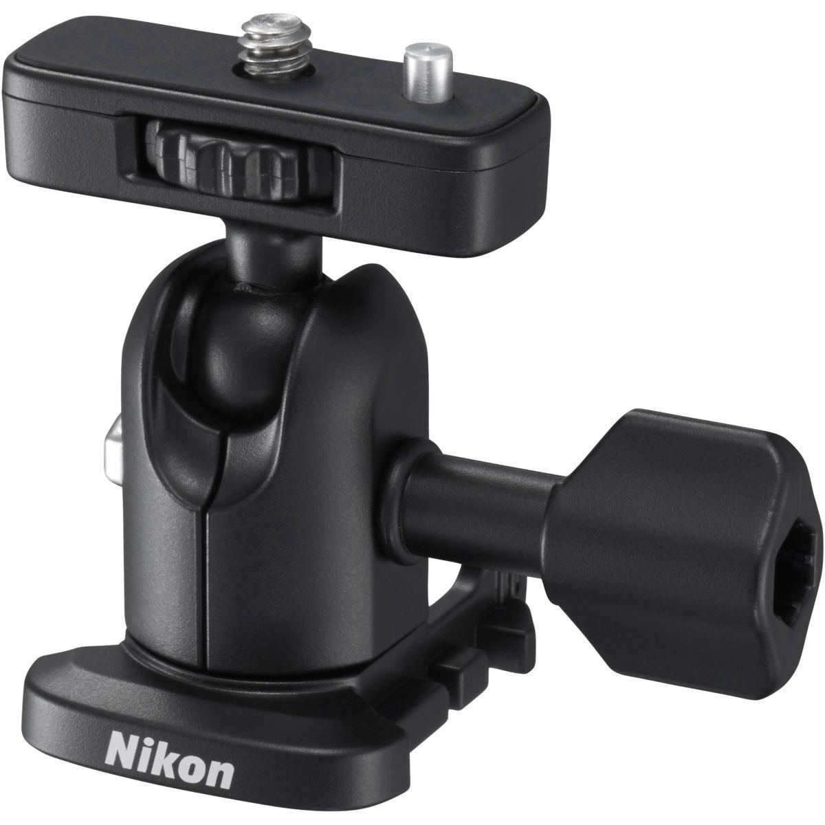 Adaptateur caméra sport NIKON Rotule ball KEYMISSION 360 AA-1A (photo)