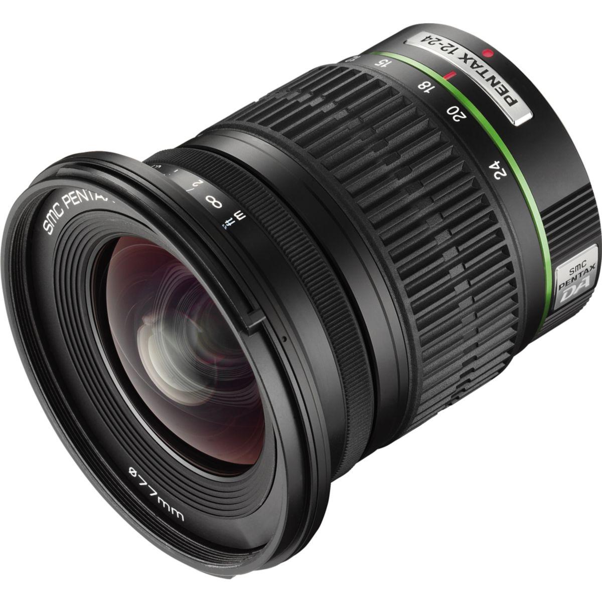 Objectif PENTAX 12-24mm f/4 ED AL (IF)