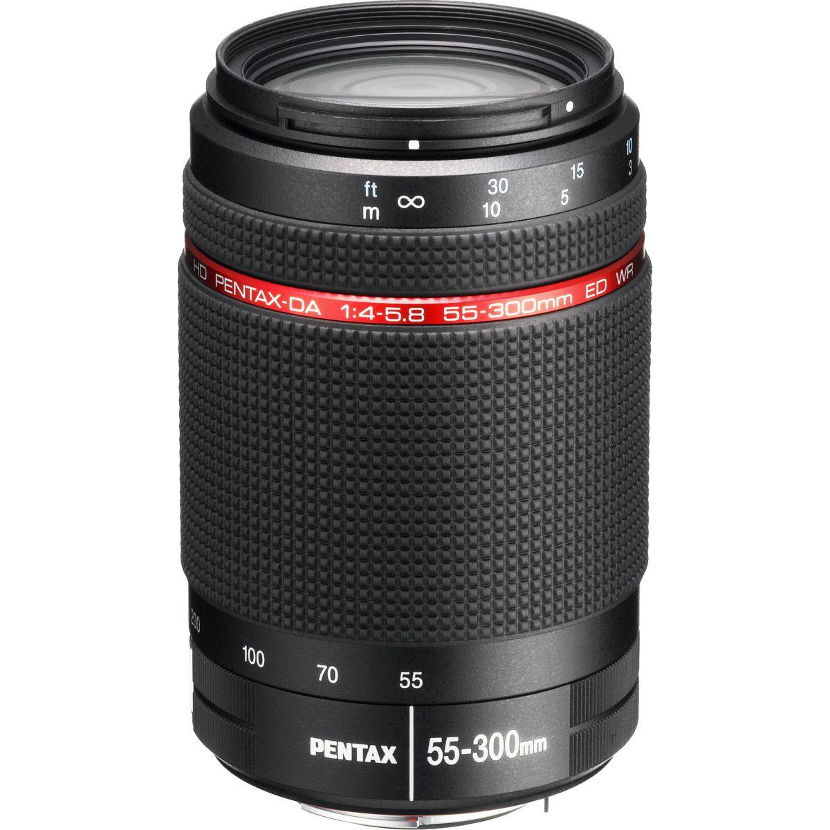 Objectif PENTAX DA 55-300mm f/4-5.8 ED WR