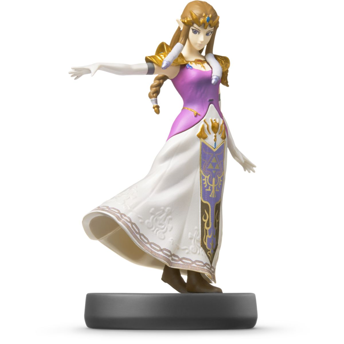 Figurine Amiibo NINTENDO Amiibo Zelda N°13 SSB (photo)