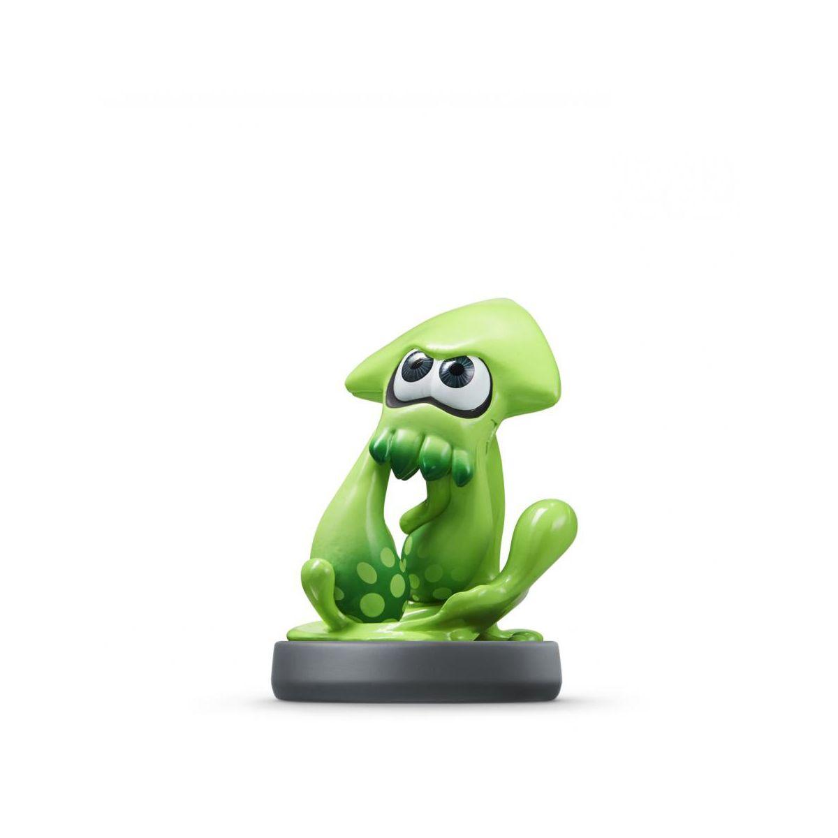 Figurine Amiibo NINTENDO Amiibo Splatoon Squid Calamar Inkling (photo)