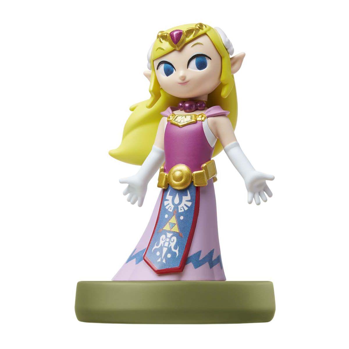 Figurine Amiibo NINTENDO Amiibo Zelda Wind Waker - Zelda (photo)