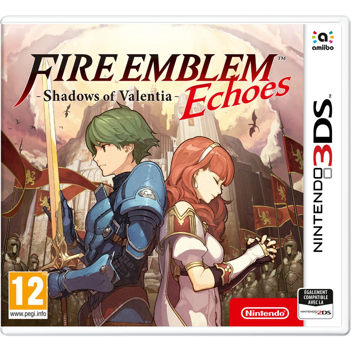 Jeu 3DS NINTENDO Fire Emblem Echoes : Sh