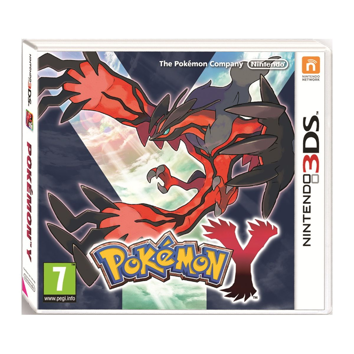 Jeu 3DS NINTENDO Pokemon Y