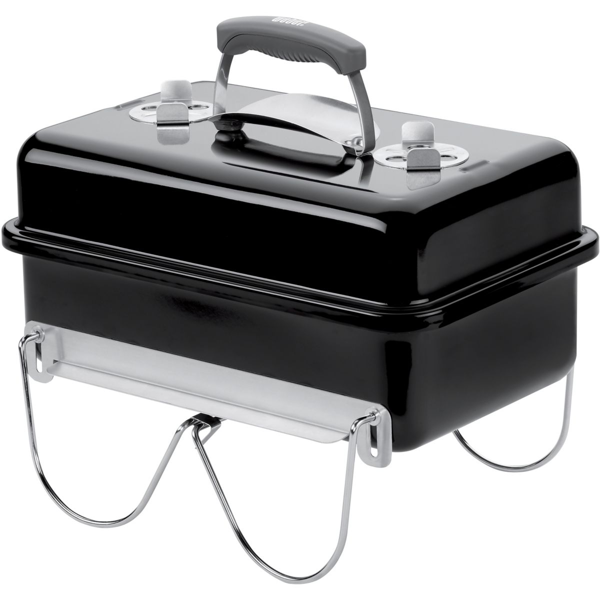 Barbecue WEBER GO ANYWHERE BLACK CHARBON (photo)