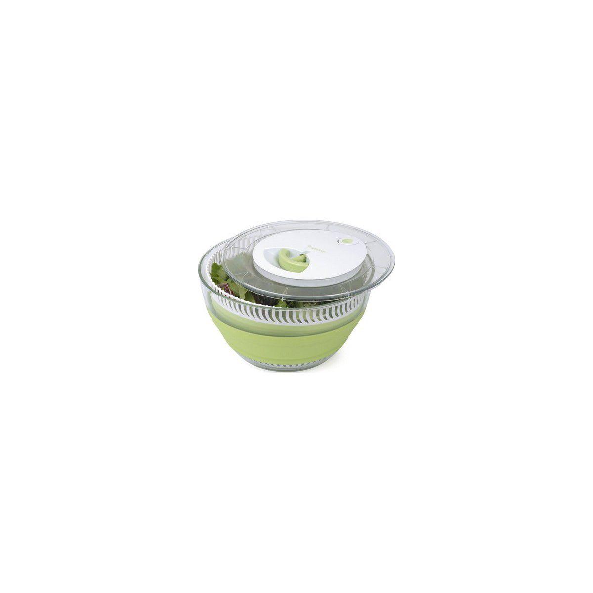 Essoreuse à salade PROGRESSIVE rétractable 5L
