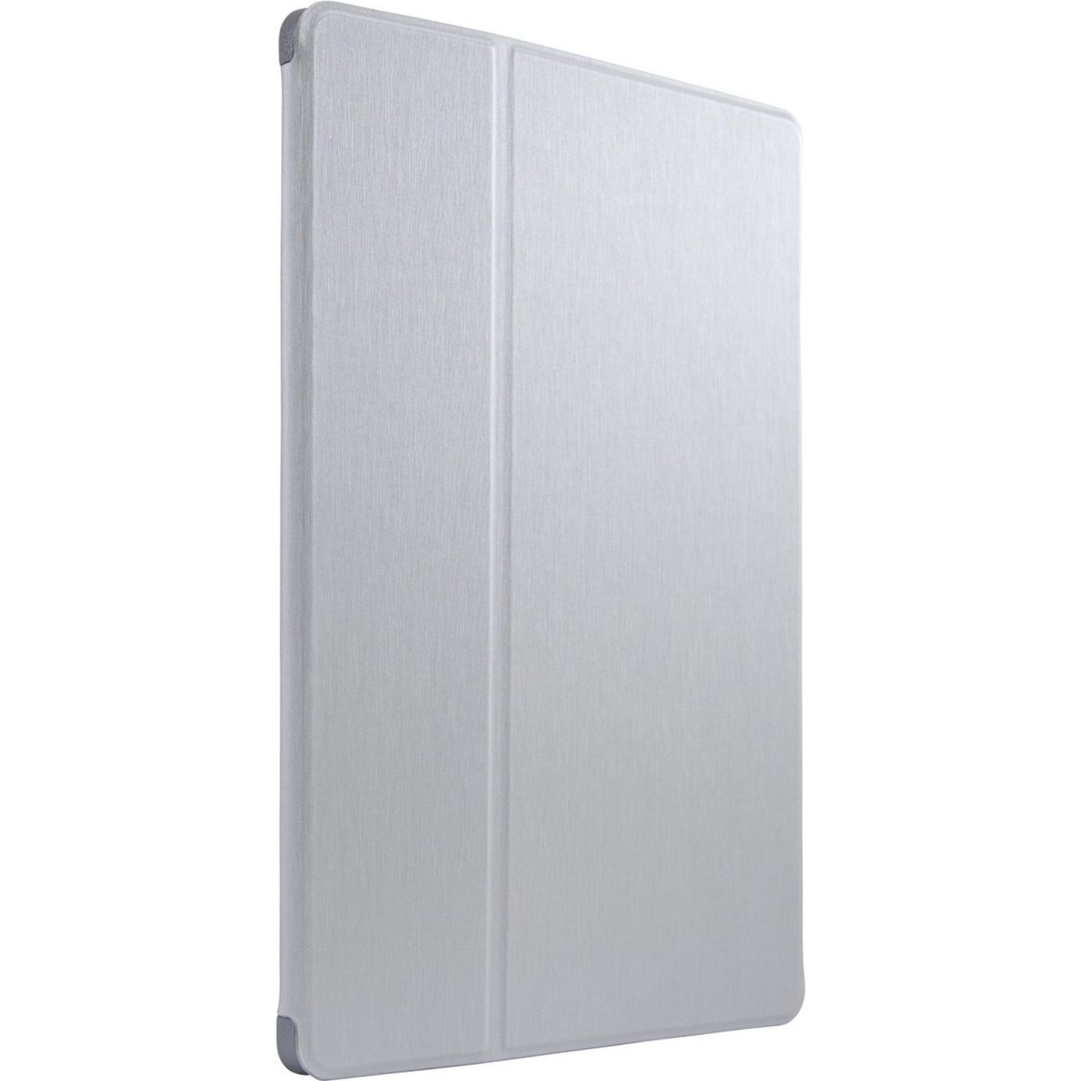 Folio CASELOGIC Porte-folio iPad Air 2 gris alu (photo)