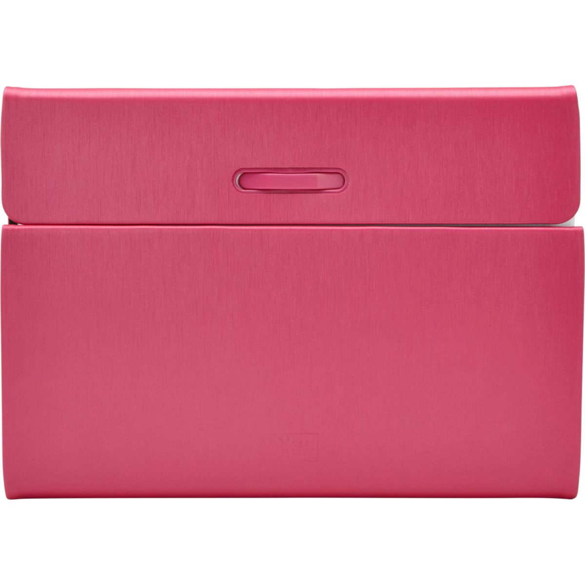 Folio CASELOGIC Porte-folio rotatif rose iPad Air 2 (photo)