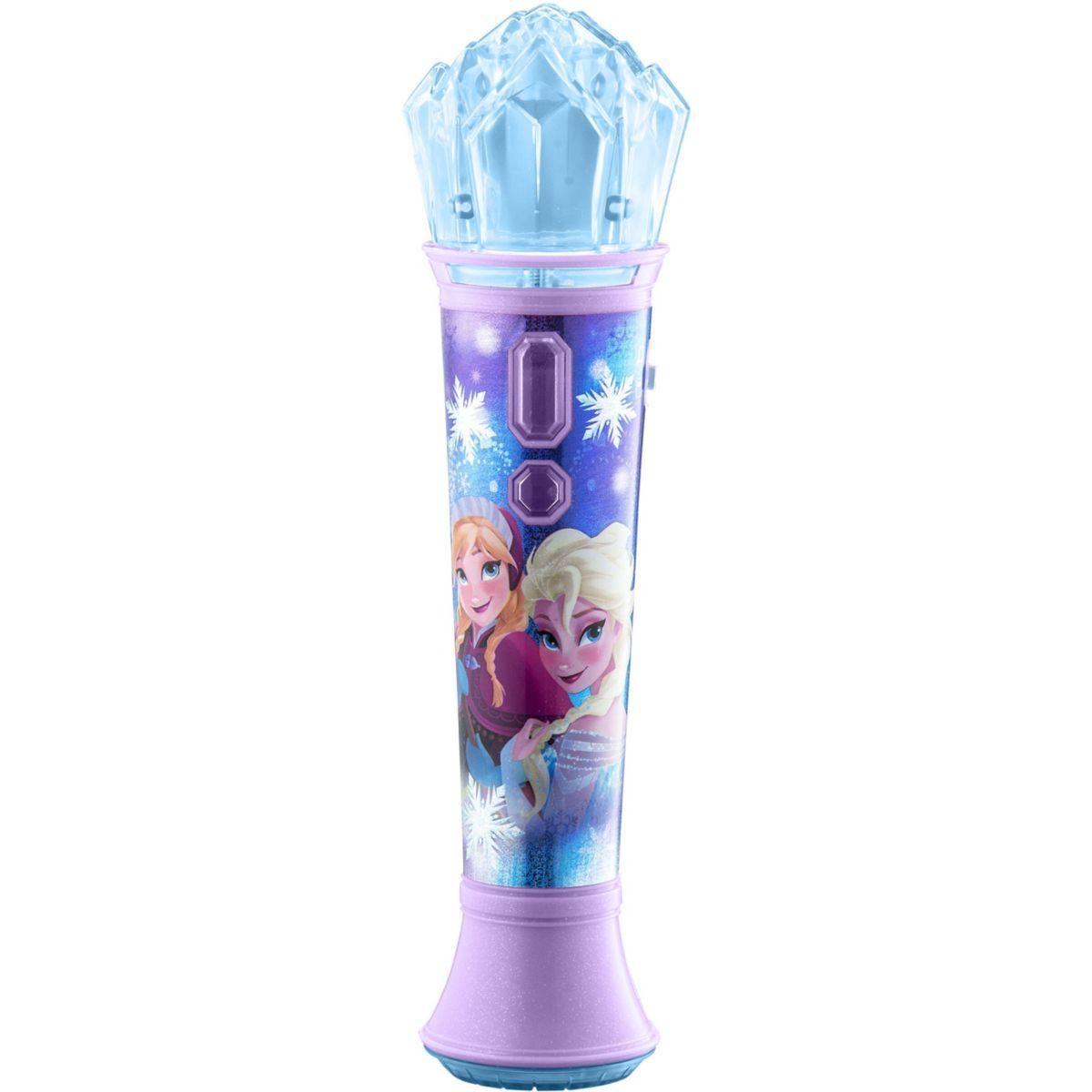 Micro EKIDS Karaoke MP3 Reine des neiges (photo)
