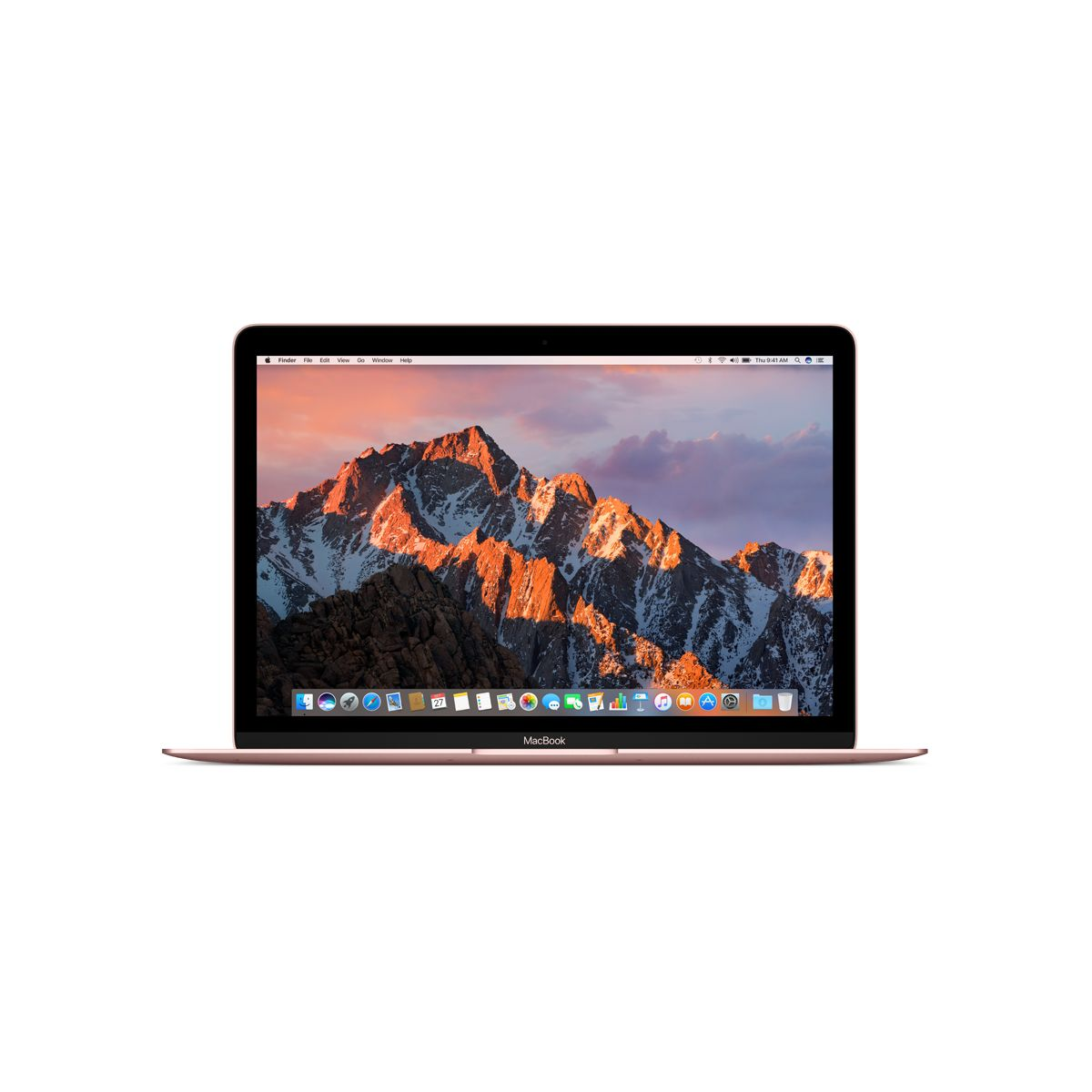 Portable MACBOOK 12 256Go Or Rose m3 1.2