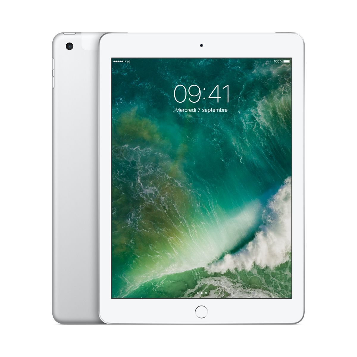 Tablette IPAD New iPad 32Go Cel. Argent