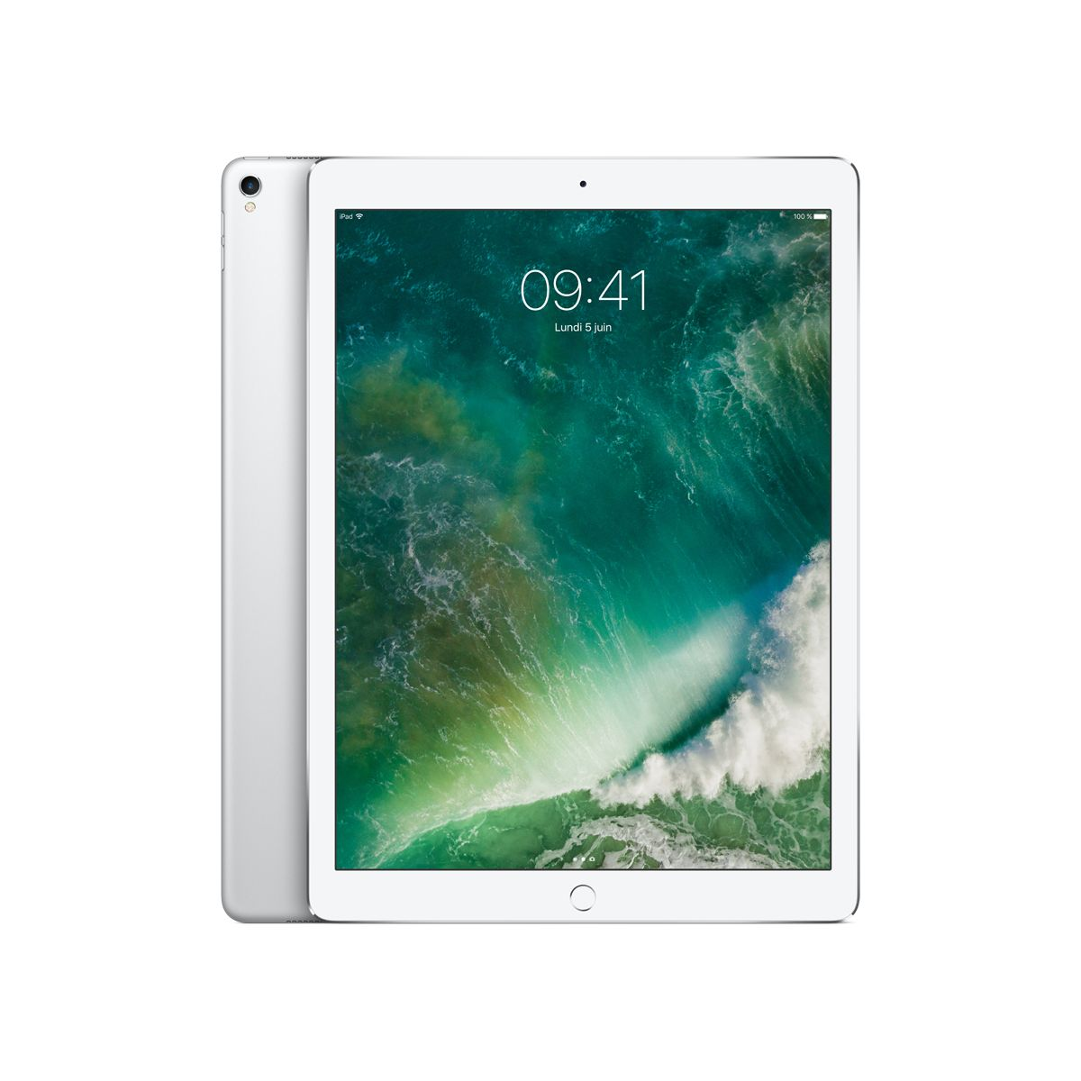 Tablette Apple IPAD Pro 12.9 256Go Argent 2017