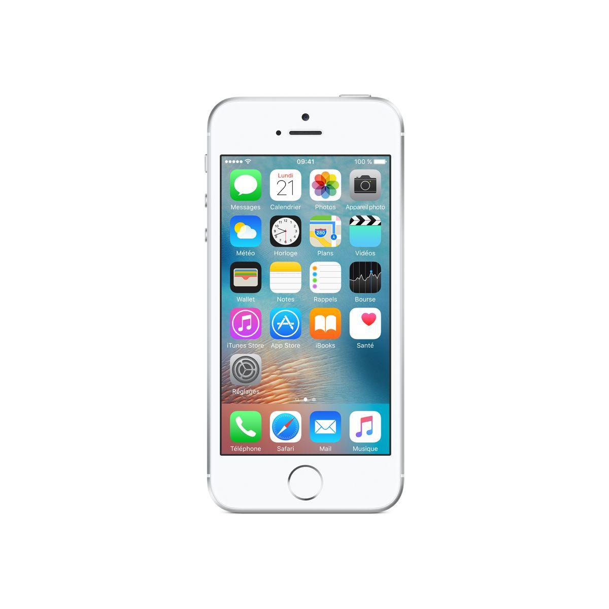 Smartphone APPLE iPhone SE 128Go Silver