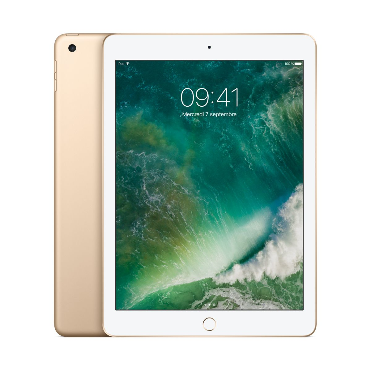 Tablette IPAD New iPad 128Go Or