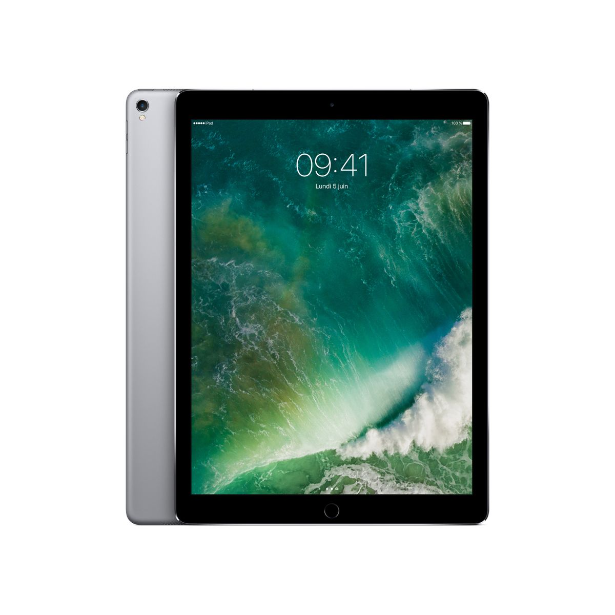 Tablette IPAD Pro 12,9'' 512Go Cell Gris