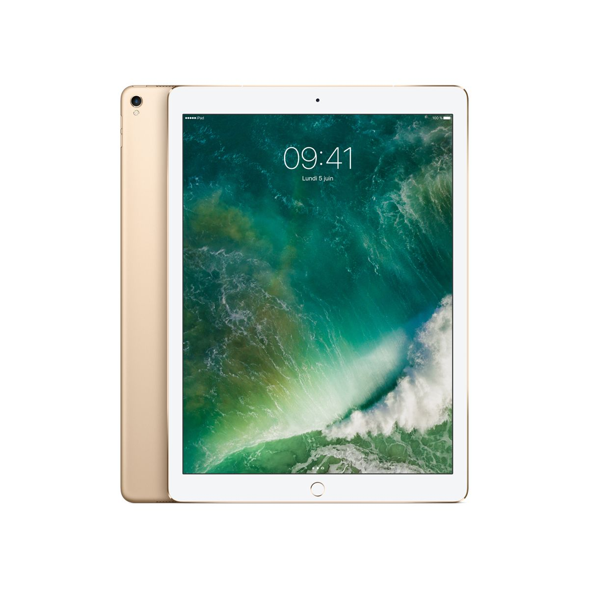 Tablette IPAD iPad Pro 12 512Go Cell Or (photo)