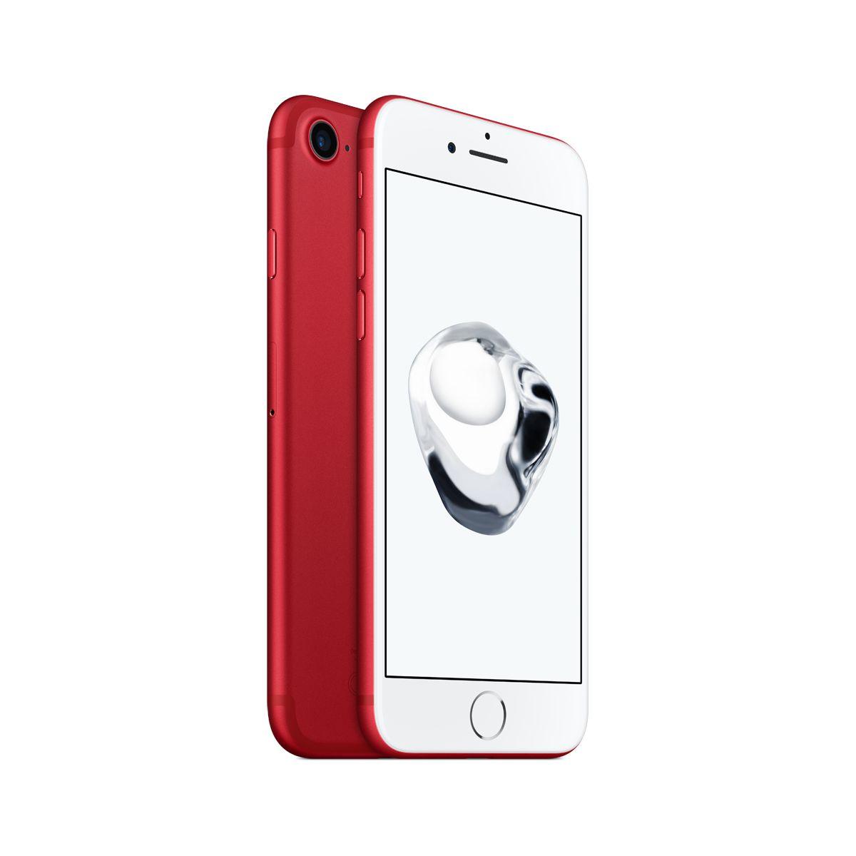 APPLE iPhone 7 256Go Rouge (photo)