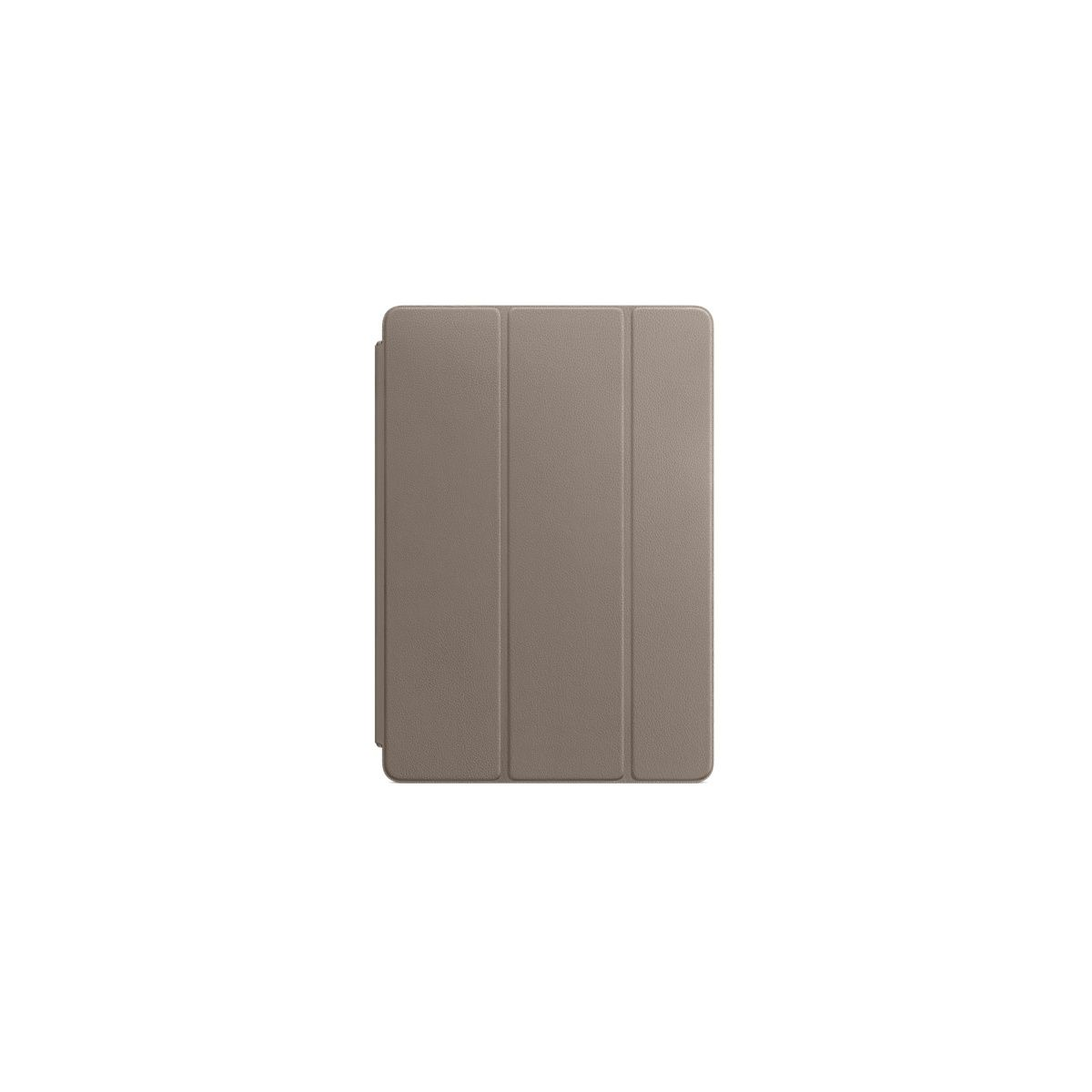 Etui APPLE iPad Pro 10.5' 2017 cuir taupe (photo)