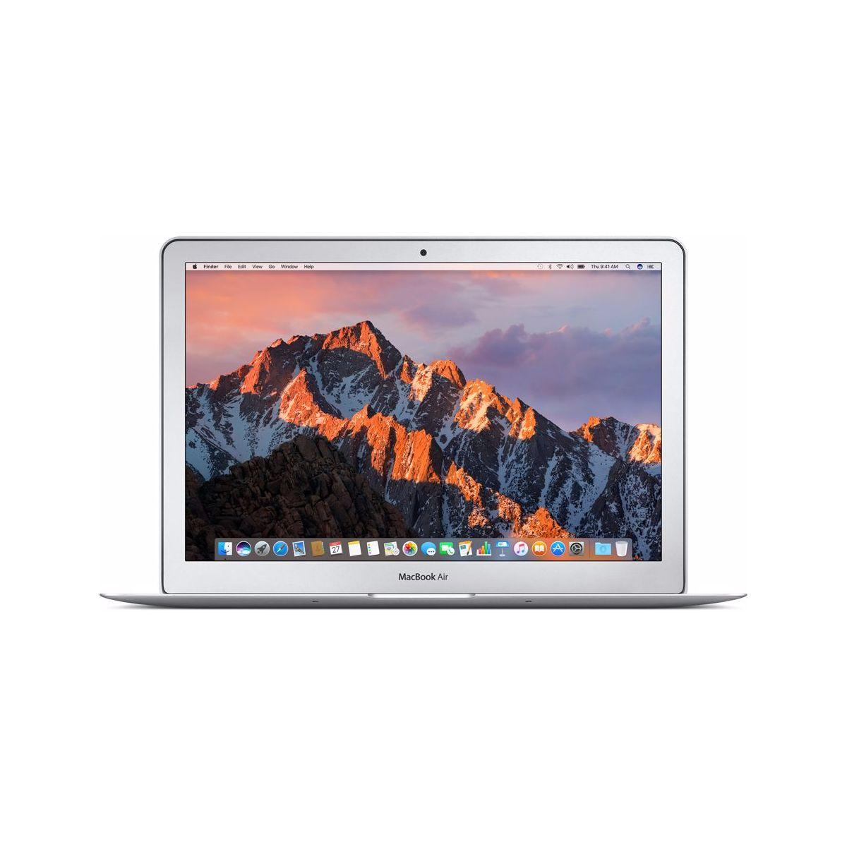 Ordinateur Apple MACBOOK AIR 13'' i5 1.8Ghz 256Go 2017 (photo)