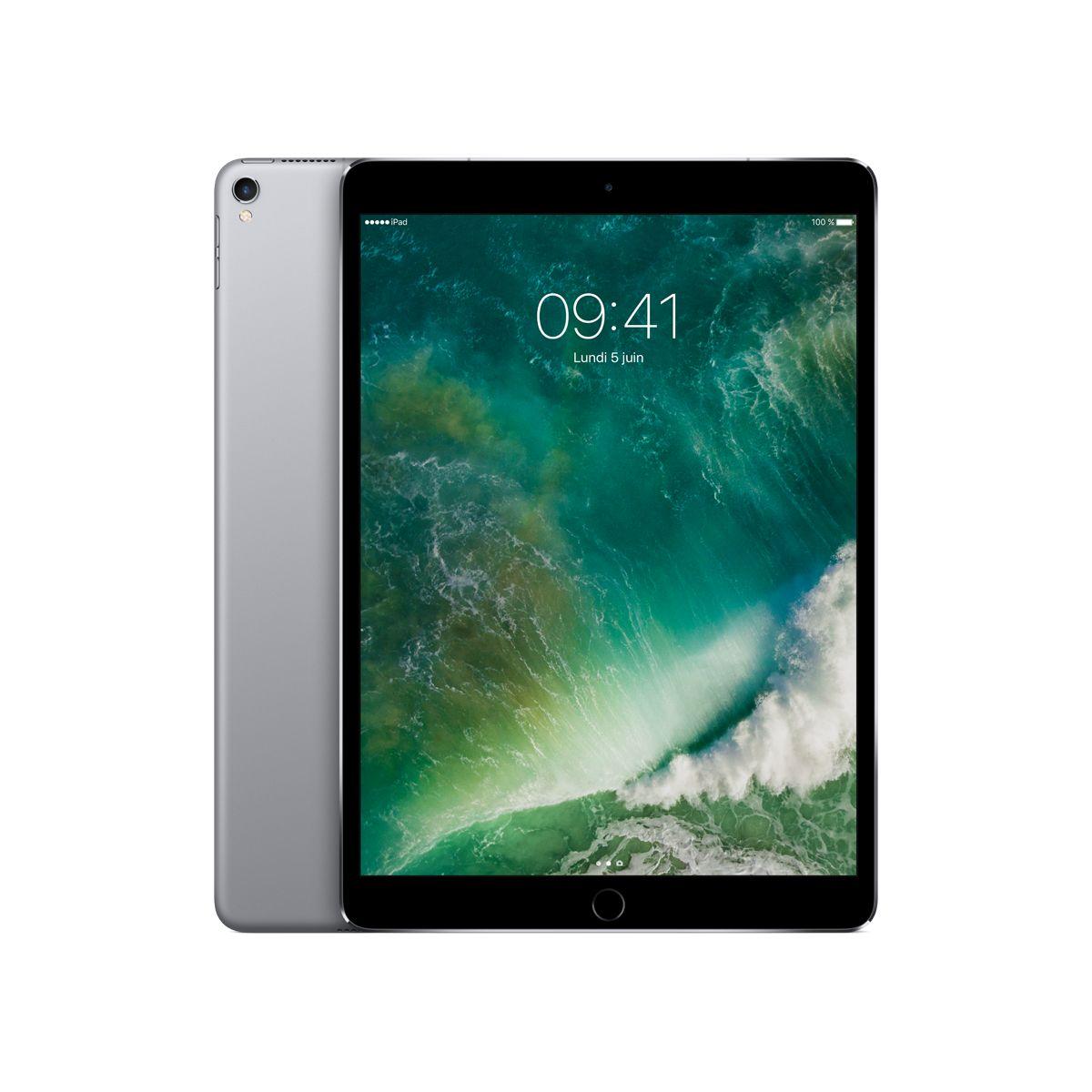 Tablette IPAD Pro 10,5'' 64Go Cel Gris Si