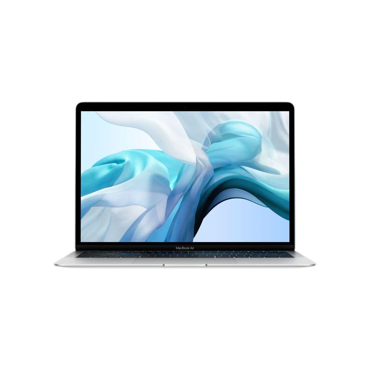 Ordinateur Apple MACBOOK AIR new i5 128go Argent (photo)