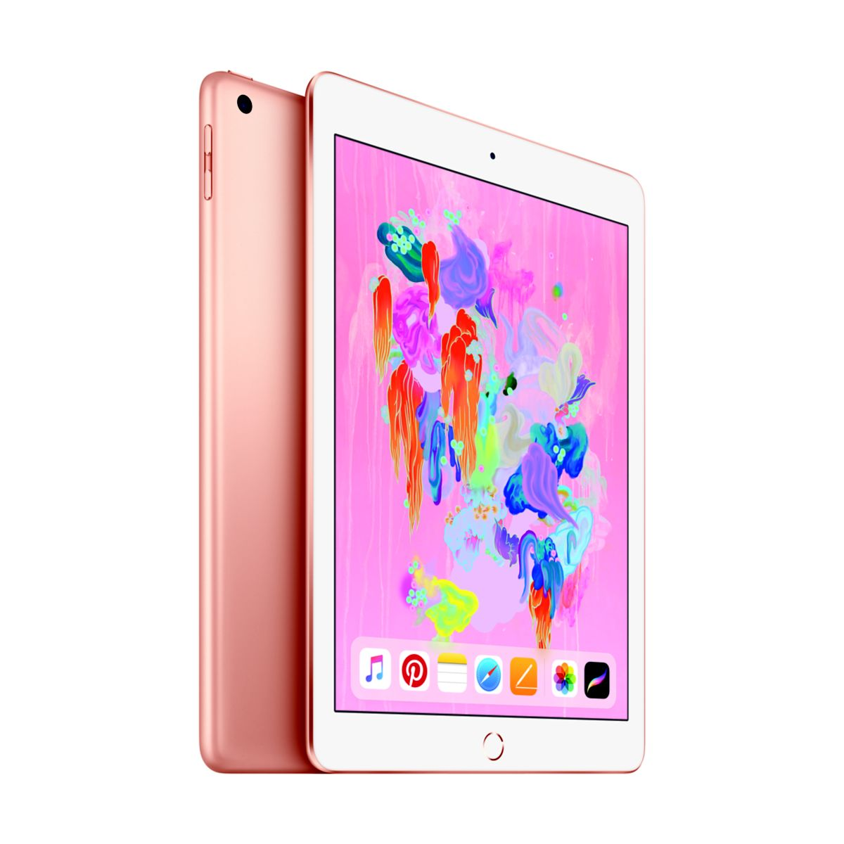 Tablette Apple IPAD New 128Go Cell Or