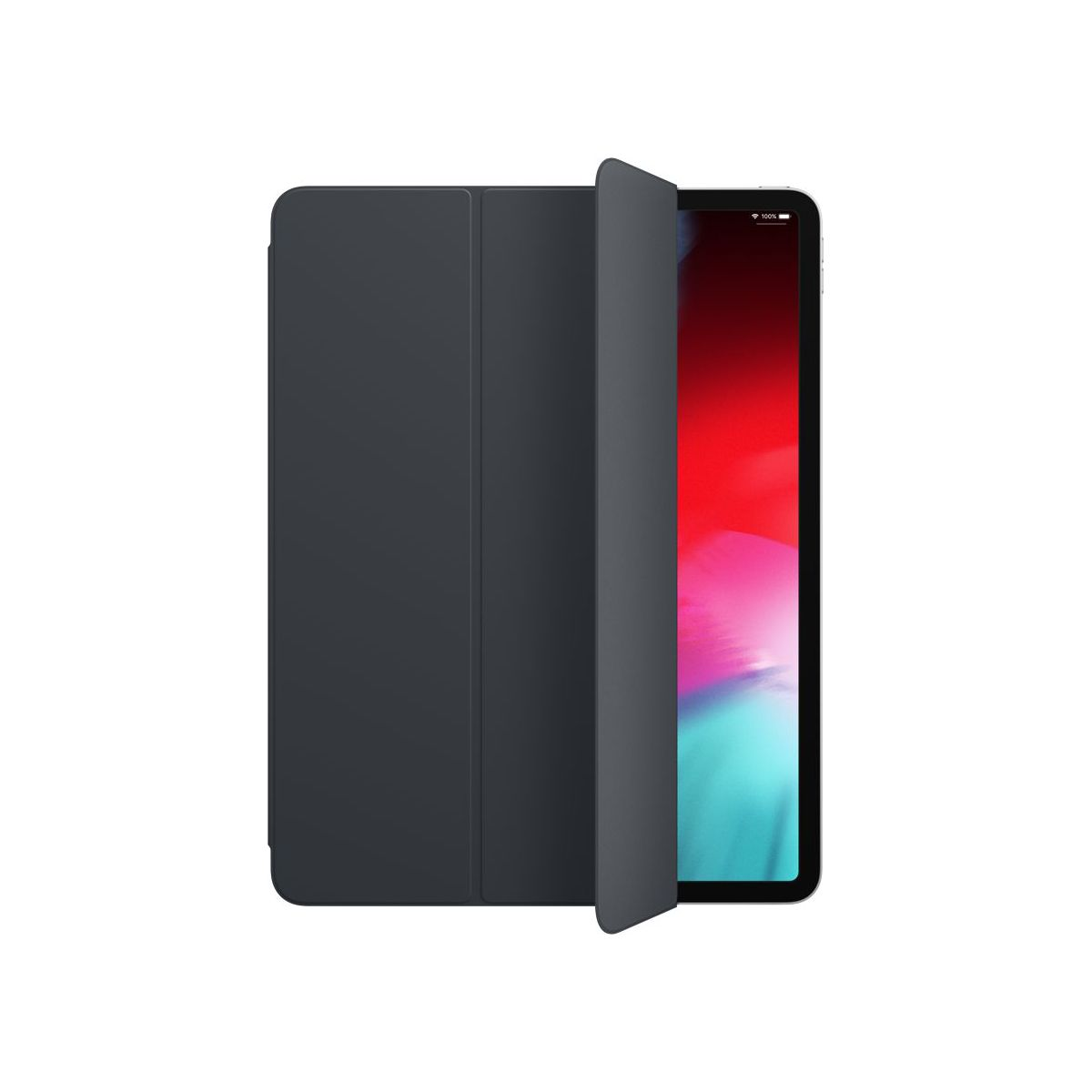 Etui APPLE iPad Pro 12.9' 2018 anthracite (photo)