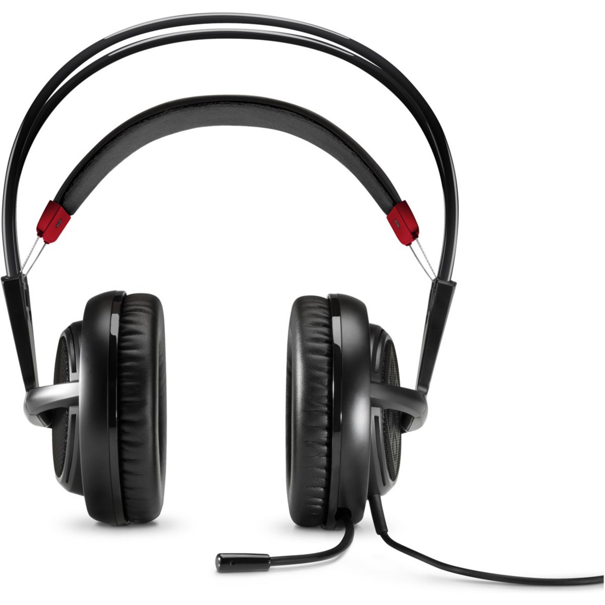Casque micro gamer HP By SteelSeries (photo)
