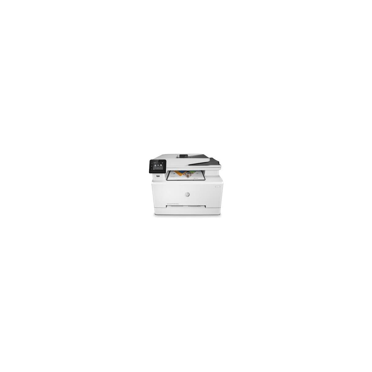Imprimante laser couleur HP Color LaserJet Pro M281fdw