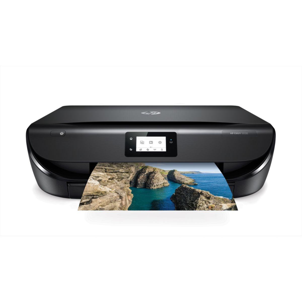 Imprimante jet d'encre HP Envy 5030 (photo)