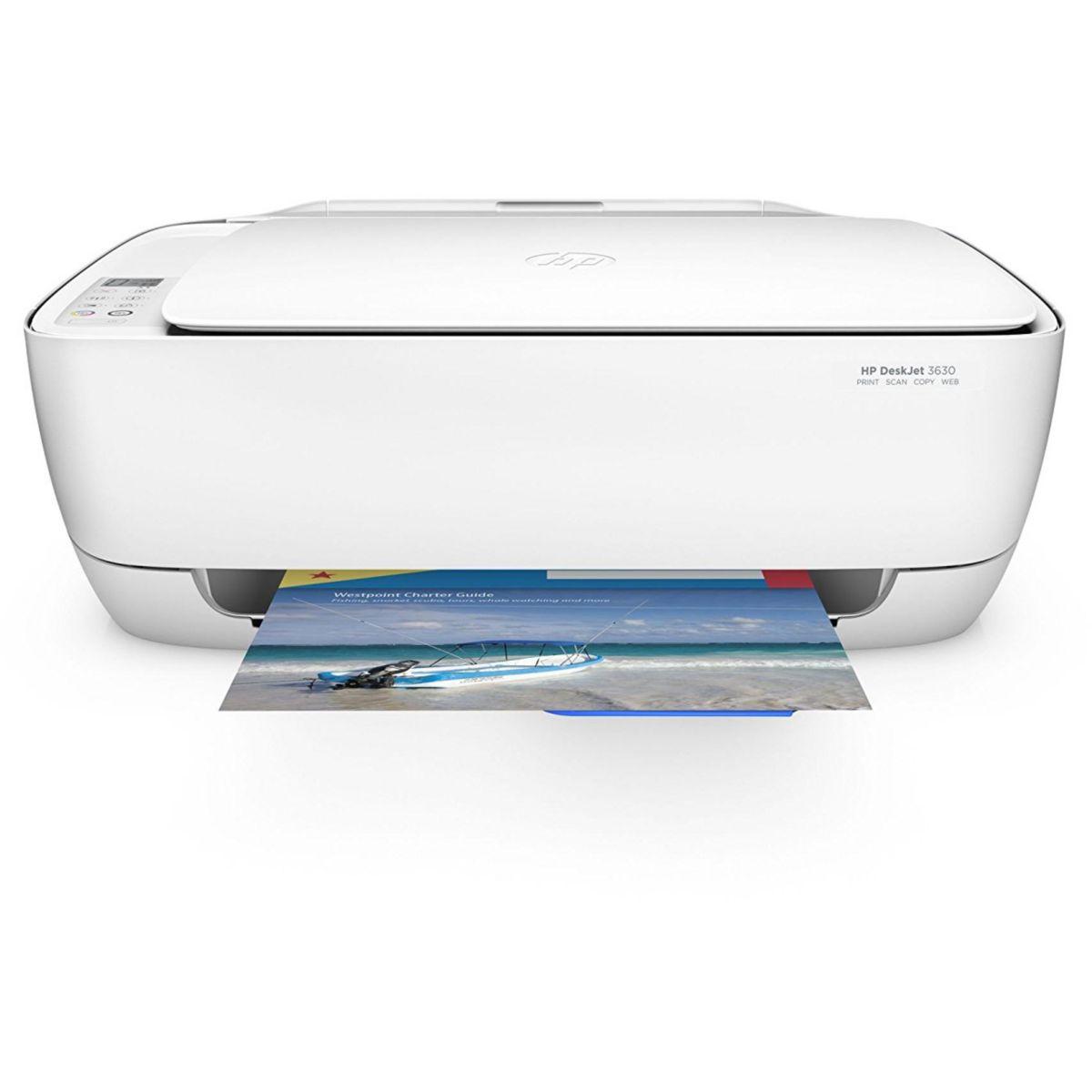 Imprimante jet d'encre HP Deskjet 3639 (photo)