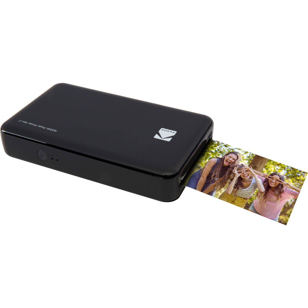 Imprimante photo portable KODAK Mobile Print 2 Noire