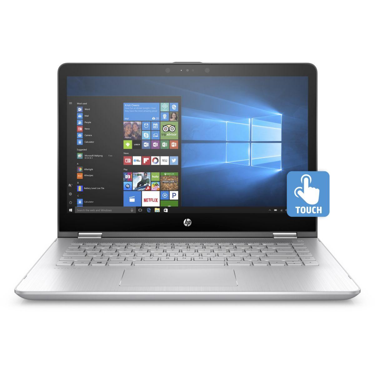 Ordinateur portable HP Pavilion X360 14-ba105nf