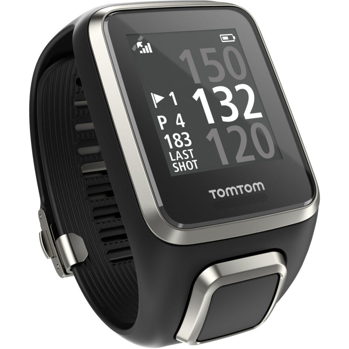Montre GPS TOMTOM OUTDOOR Golfer 2 Noir Fin