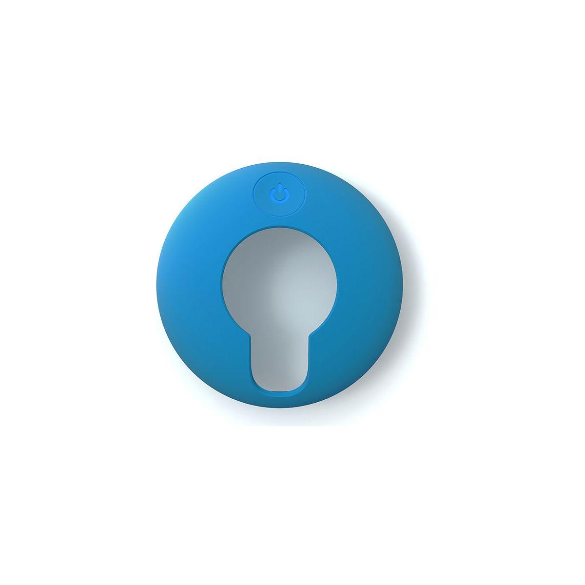 Coque TOMTOM Coque protection silicone Bleue ciel VIO