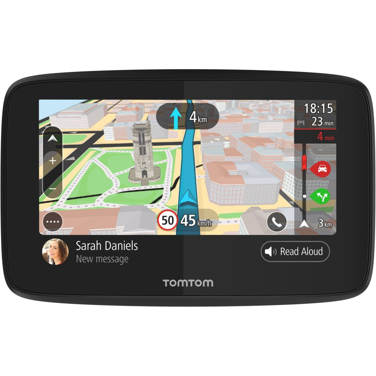 GPS TOMTOM GO 520 Europe 48 pays
