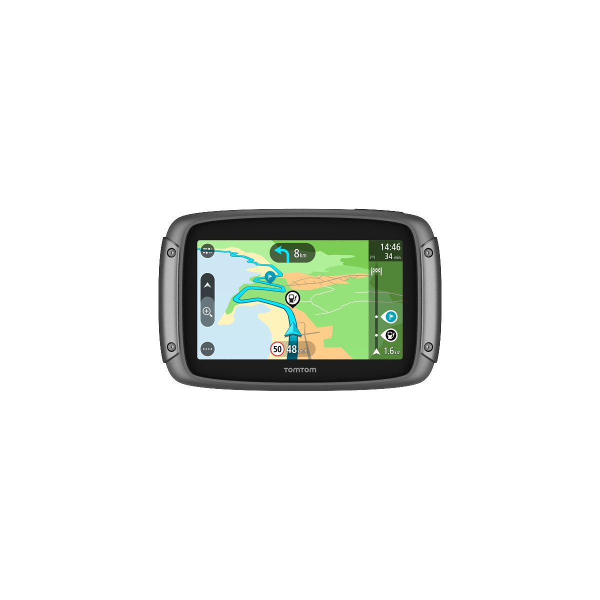 GPS TOMTOM RIDER 42 Europe 23 pays