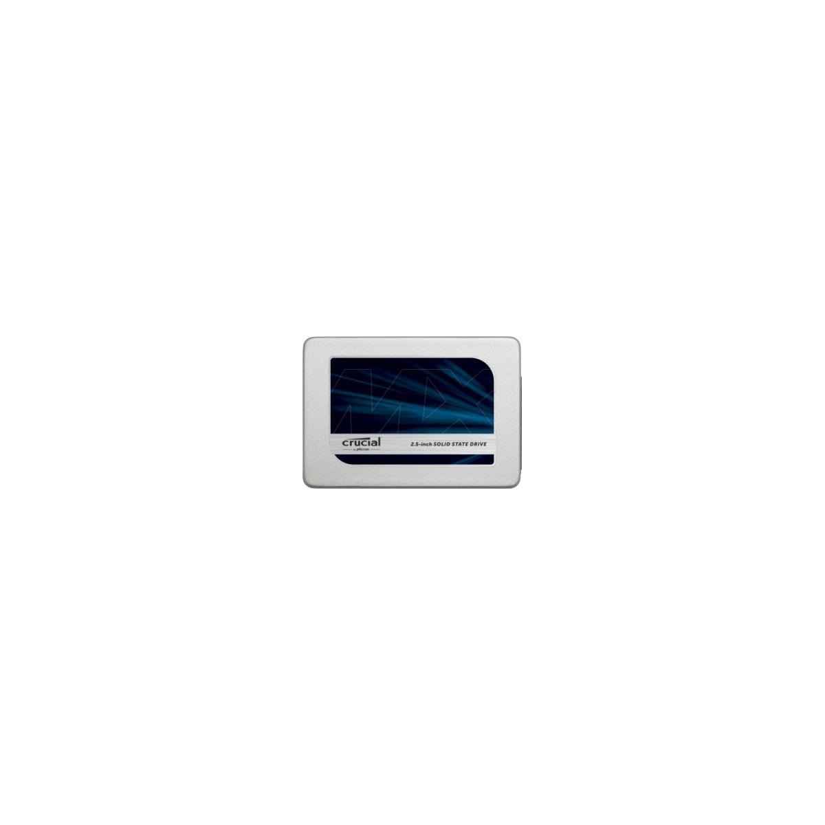 Disque dur interne SSD CRUCIAL 525Go MX300 SATA 2.5'' 7mm