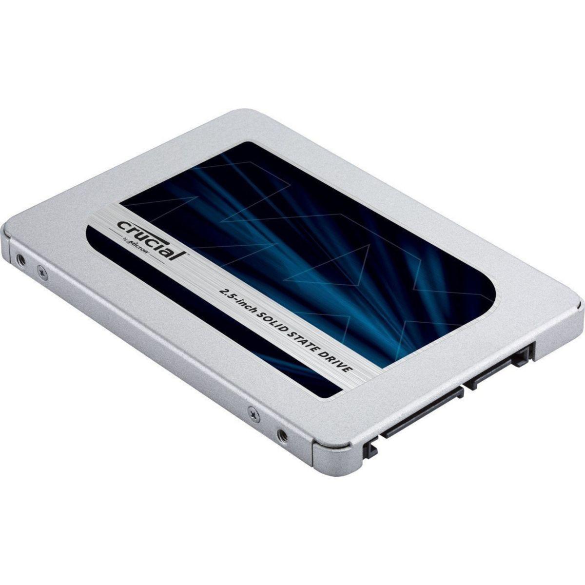 Disque CRUCIAL 500Go MX500 SATA 2.5'' 7 (photo)