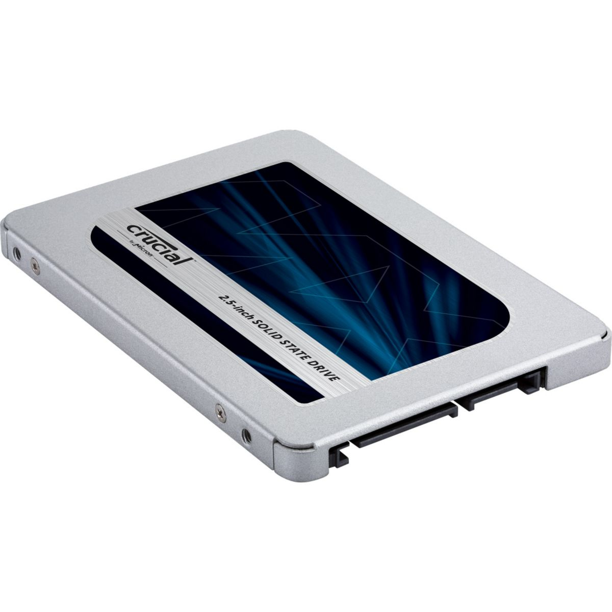 Disque CRUCIAL 2To MX500 SATA 2.5'' 7mm (photo)