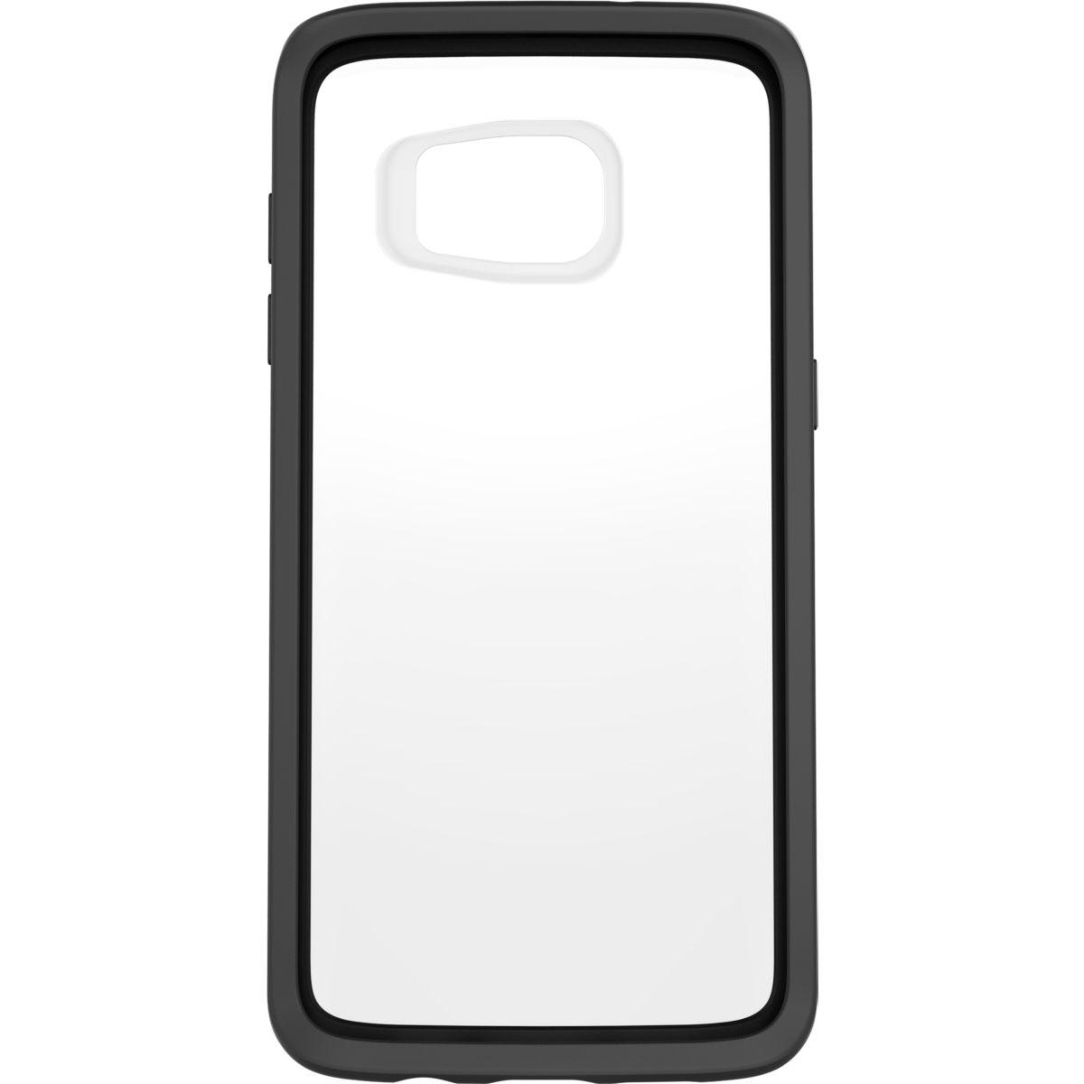 Coque OTTERBOX Galaxy S7 Edge Symmetry Clear noir