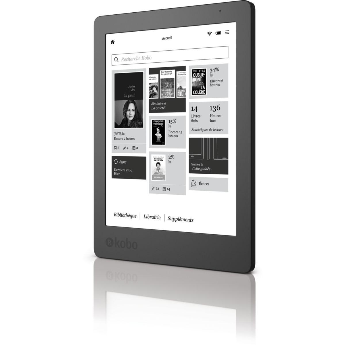 e-book KOBO Aura 2 (photo)