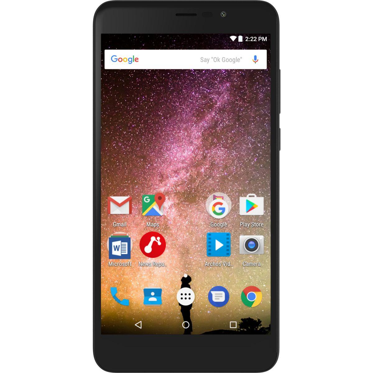 Smartphone ARCHOS Core 55P 16Go Gris