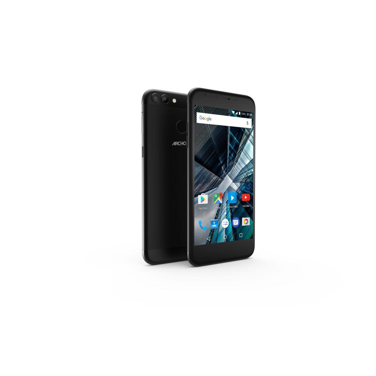 Smartphone ARCHOS Sense 55DC 16Go noir