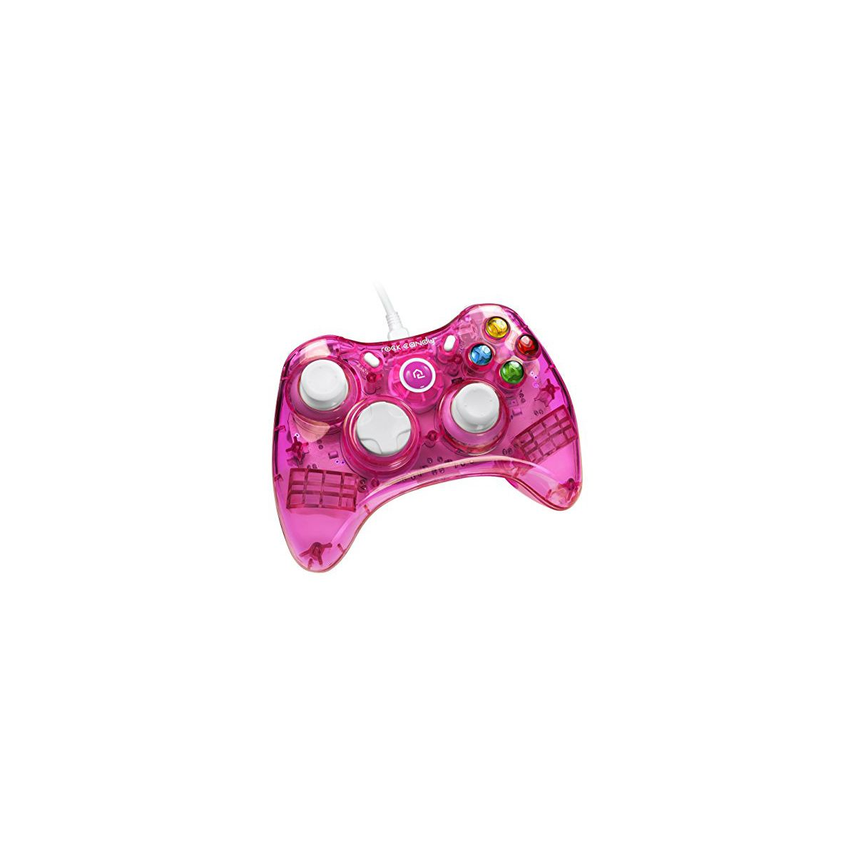 Manette PDP Rock Candy sans fil Rose pr PC/Mac